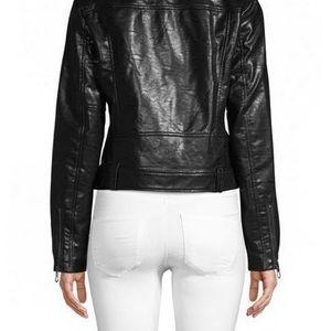 T Tahari Jackets & Coats - T Tahari leather jacket